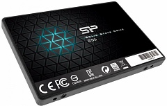 "SSD накопитель Silicon Power Slim S55 SP120GBSS3S55S25 120Gb 2.5"" SATA III"