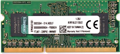 Модуль памяти Kingston KVR16LS11S6/2 DDR3L 2Gb 1600MHz SO-DIMM