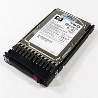 "HP 146-GB 6G 10K 2.5"" DP SAS HDD (DG0146FAMWL)"