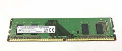 Модуль памяти Micron DDR4 4Gb 2666MHz PC4-19200 CL19 (MTA4ATF51264AZ-2G6E1)