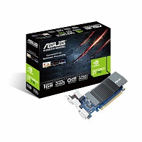 Видеокарта Asus nVidia GeForce GT710 GT710-SL-1GD5 1Gb GDDR5 Low Profile