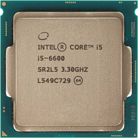 Процессор Intel Core i5 6600 LGA 1151 Box (bx80662i56600 s r2l5)