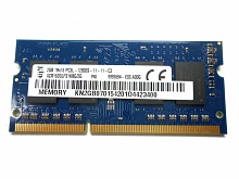 Kingston 2GB PC3L-12800S DDR3-1600MHz (ACR16D3LFS1KBG/2G)