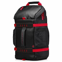 Рюкзак HP Odyssey Backpack 15.6 black/red (X0R83AA#ABB)