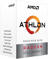 Процессор AMD Athlon 200GE SocketAM4 BOX (yd200gc6fbbox)