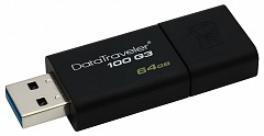 USB Flash Drive Kingston DataTraveler 100 G3 64Gb USB3.0 [DT100G3/64GB]